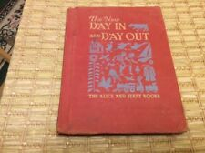 The New Day In And Day Out By Mabel O'Donnell