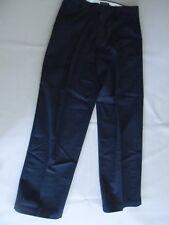 NWT Dockers Khaki pants Black W - 30  L - 30   D3 Classic Flat Front  NEW