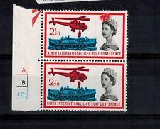 More details for  sg639 error on stamp printer's colour smudge blob of ink lifeboat cylinder