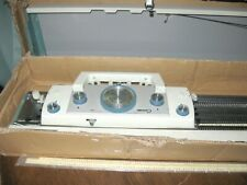Corona CH 1800 knitting machine Lots of Accessories Tools Weaving attachment