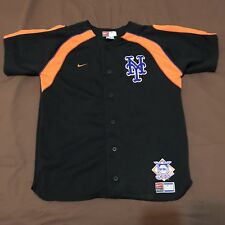 New York Mets David Wright #5 Stitched Baseball Jersey Nike Brand Youth XLarge