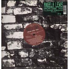 """Angela Lewis Vinile 12"""" Dream Come True / Zac ZNT 021 Nuovo 8018951004581"""