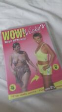 WOW Vicky Workout DVD Lose Weight Burn Fat Xmas Presents Gifts UNWANTED SALE