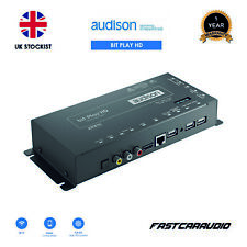 Audison Bit Play HD In Car Multimedia Server HD WI-FI Connectivity Streaming