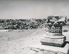 AMMAN c. 1960 - Vue sur la Ville depuis Le Musée  Jordanie - Div 6151