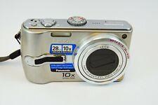 Panasonic LUMIX DMC-TZ3 7.2MP Digital Camera - Silver