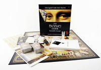 The Da Vinci Code Board Game: The Quest for the Truth Contents New & Sealed 2006