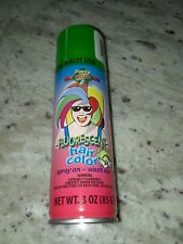 Party Success Temporary Hair Color Spray Fluorescent Green Spray On Wash Out