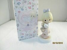 """Precious Moments """"There's Always A Place In My Heart For You"""" #C0023 Collectors"""