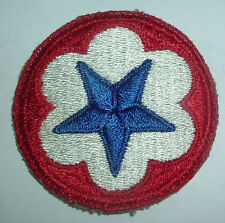 AMERICAN PATCHES-ORIGINAL WW2 UNITED STATES ARMY SERVICES FORCES SNOWY BACK