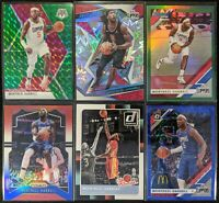 Lot of (6) Montrezl Harrell, Including Revolution /149, The Rookies & parallels