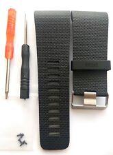Fitbit Surge Replacement strap large Black