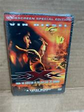 Xxx (Dvd, 2002, Widescreen Special Edition), Vin Diesel New Sealed