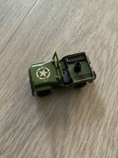 Collectible Matchbox Lesney Super Armoured Jeep 1976 Diecast Jeep - USA Military