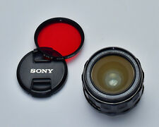 Asahi Pentax S-M-C Takumar f3.5 28mm Wide Angle Lens M42 Mirrorless NEX (3044)