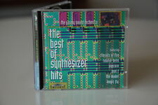 CD, The Galaxy Sound Orchestra, The Best Of Synthesizer HITS, 1994