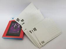 38 Pictogram POSTCARD SET.. London 2012 Olympics Post Cards...... collection box