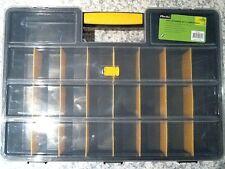 Brand New Plastic Tool Organiser Multi Compartment