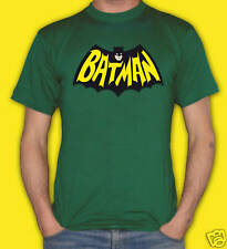 t-shirt BATMAN  JOKER GOTHAM CITY SUPERMAN SPIDERMAN