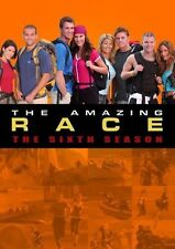 Amazing Race: Season 6 (2012, DVD New) DVD-R
