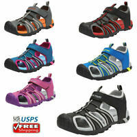 Kids Boys Girls Athletic Sandals Summer Beach Sandals Fishman Water Sports Shoes