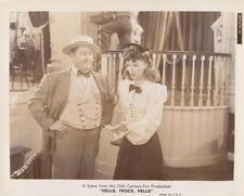 "Scene from ""Hello, Frisco, Hello"" 1943 Vintage Movie Still"