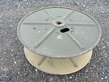 "Clansman cable drum reel large, 19"""