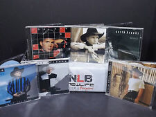 Lot Of 6 Garth Brooks CD's COUNTRY CD LOT