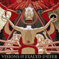 CIRITH GORGOR - Visions Of Exalted Lucifer - CD - BLACK METAL