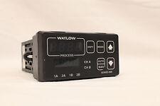 Watlow Temperature Controller 999S-12CC-AAFG Series 999 Multi-Loop Limit Process