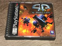 G-Police Playstation 1 PS1 Complete CIB Authentic