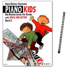 Piano Kids 2 - Klavierschule für Kinder - Schott Music - ED8302 - 9783795751630