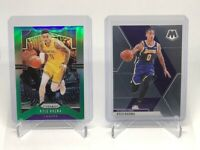 KYLE KUZMA 🏀 2019-20 Panini Prizm Green & Mosaic Lot *Lakers* 🔥🔥