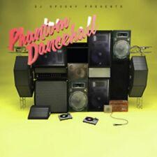 DJ Spooky Phantom Dancehall Vinyl LP 2018
