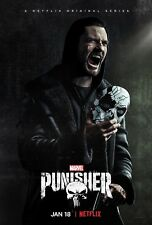 The Punisher poster (d) - 11 x 17 inches - Ben Barnes
