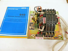 ASCO C9403100G9C Bul.940 ATS AUTOMATIC GENERATOR TRANSFER SWITCH 100A 600V (2E3)