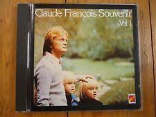 laude Francois - Souvenir Vol.1  CARRERE MUSIC / Warner Records CD