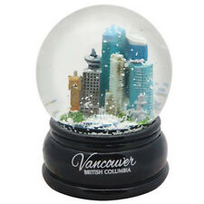 VANCOUVER, CANADA SNOWDOME SNOW GLOBE-NEW