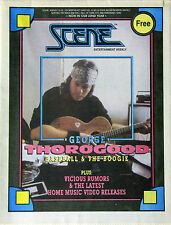 George Thorogood Vintage Press, Media Clippings Collection