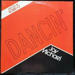 """Joy Michael:Dancin' 12"""" Italo Disco Bobby Orlando"""