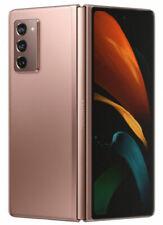Samsung Galaxy Z Fold2 5G SM-F916W - 256GB - Mystic Bronze (Unlocked)