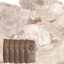 (€2,79/kg) 5 x 1kg kubisches Halit Salz Brocken Diamantsalz