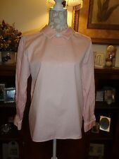 Ladies Civil War Reenactment Waist Shirt Blouse by Brooks Brothers  ***