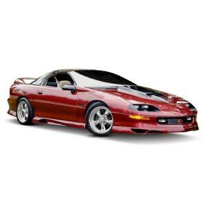 KBD Body Kits Type J 1 Pc Polyurethane Front Lip For Chevrolet Camaro 1993-1997
