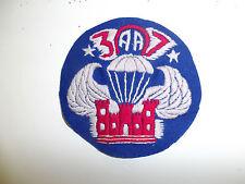b0856 WW2 US Army Airborne 307th Engineers 82nd Division PIR Parachute jump R3D