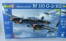 Revell 1/48 Messerschmitt Bf-110 G-2/R3