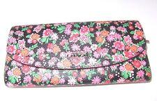 Coach F57962 Slim Envelope Wallet In Posey Cluster Floral Print Pink Multi $250
