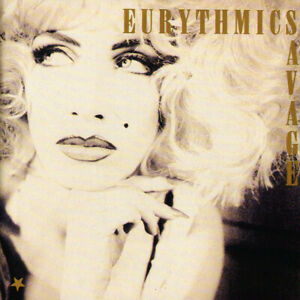 Savage - Eurythmics (1987 Australia)