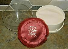 Vintage Prince Matchabelli AVIANCE NIGHT MUSK Perfumed Dusting Powder 2 oz