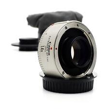 Canon Extender EF 1.4x Teleconverter Lens